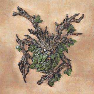 Crotchety Crank Tree Ent Wall Sculpture