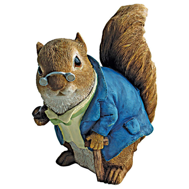 Grandfather Squirrel