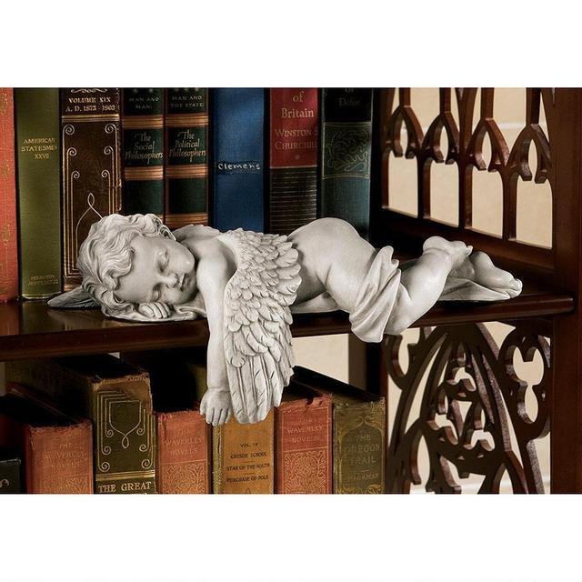 Sleepy Time Angel statue